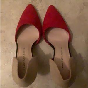 NEW Chinese Laundry brand heels
